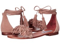 Steve Madden Sweetyy Blush Suede Women's Sandals Pink