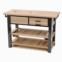 Barlow Tyrie Titan Serving Table