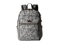 Sakroots Artist Circle Cargo Backpack Black And White Spirit Desert Backpack Bags
