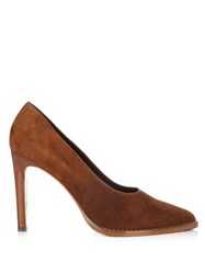 Max Mara Giselda Pumps Tan