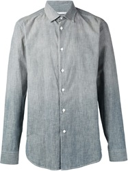 Marc Jacobs Denim Shirt Blue