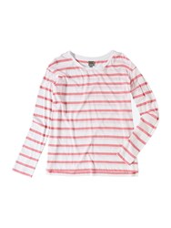 Bench Brio Long Sleeve Top Rose
