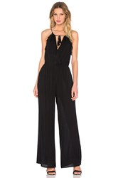 Wyldr Stood Up Jumpsuit Black