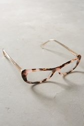 Anthropologie Colby Reading Glasses Pink