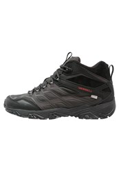 Merrell Moab Fst Ice Thermo Winter Boots Black Stone