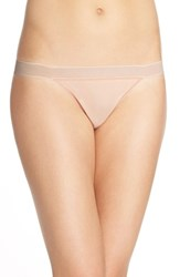 Felina Women's 'Allure' Thong Sugar Baby