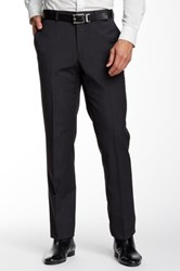 14Th And Union Lino Weave Trouser Black