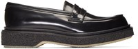 Adieu Black Type 5C Loafers