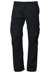 Dickies Oklahoma Cargo Trousers Dark Navy Dark Blue