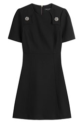 Tara Jarmon Dress With Embellishment Black