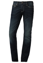 Japan Rags Ronni Straight Leg Jeans Blue Blue Denim