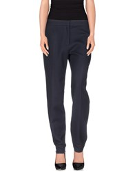 Sophie Hulme Trousers Casual Trousers Women Dark Blue