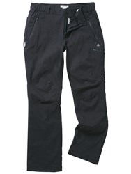 Craghoppers Kiwi Pro Winter Lined Trousers Black