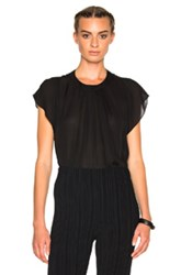L'agence Thimio Top In Black