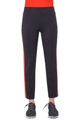 Women's Akris Punto 'Franca' Techno Cotton Blend Pants