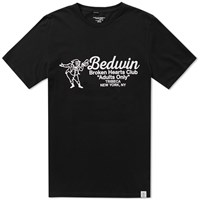 Bedwin And The Heartbreakers Deitch Tee Black