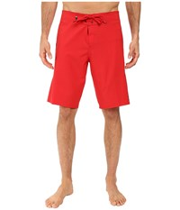 Quiksilver Everyday Kaimana Stretch 21 Boardshorts Quik Red Men's Swimwear Black