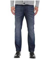 G Star 3301 Slim Straight Fit Jeans In Dark Aged Dark Aged Men's Jeans Navy