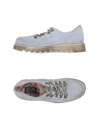 Le Crown Low Tops And Trainers Military Green