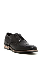 Walk Over Eliot Gartes Leather Oxford Black