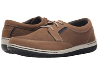 Dunham Fitswift Tan Men's Lace Up Casual Shoes
