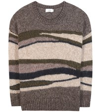 Closed Wool And Alpaca Sweater Multicoloured