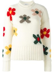 Dondup 'Hollister' Jumper White