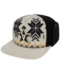 Top Of The World Vanderbilt Commodores Christmas Sweater Strapback Cap