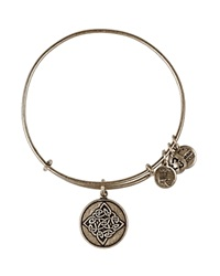 Alex And Ani Celtic Knot Expandable Wire Bangle Charity By Design Collection Rafaelian Silver