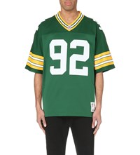 Mitchell And Ness Reggie White 1996 Philadelphia Eagles Authentic Nfl Jersey Top Green