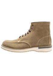 Lumberjack Thunder Laceup Boots Sand