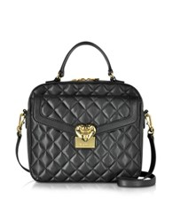Love Moschino Black Quilted Handbag