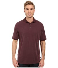 Tommy Bahama New Ocean View Polo Chestnut Men's Clothing Brown