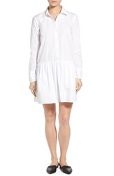 Women's Splendid X Damsel The Cotton Collection Long Sleeve Shirtdress