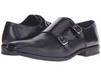 Kenneth Cole Reaction Recent Ly Black Men's Slip On Shoes