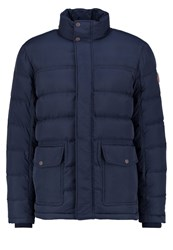 Timberland Eye Mountain Down Jacket Dark Sapphire Dark Blue