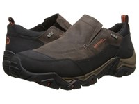 Merrell Polarand Rove Moc Waterproof Black Slate Men's Slip On Shoes