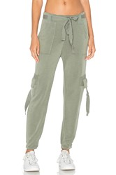 Free People Cannon Pant Army