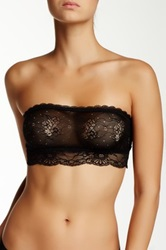 Joe's Jeans Lace Bandeau Black