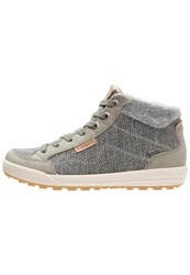 Lowa Maine Gtx Qc Hightop Trainers Schilf Beige