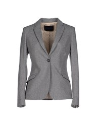 Massimo Rebecchi Suits And Jackets Blazers Women Grey