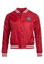 Superdry Captain Coach Jacket Red