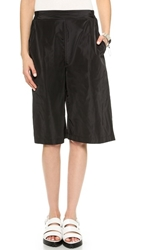 Jonathan Simkhai Jon Basketball Shorts Black
