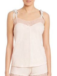 Eberjey Piper Jersey Camisole Pearl Pink