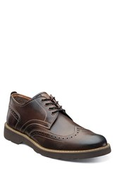 Men's Florsheim 'Casey' Wingtip Brown