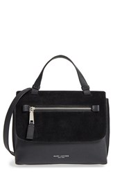 Marc Jacobs 'Small Waverly' Top Handle Satchel Black