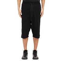 Public School Men's Ponte Basketball Shorts Black
