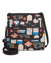 Le Sport Sac Lesportsac Flight Crossbody Boarding Pass