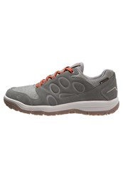 Jack Wolfskin Vancouver Texapore Hiking Shoes Pewter Grey