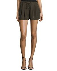 Haute Hippie Summer Short Military